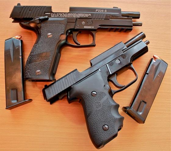 Is an Air Gun, Blank Gun, Airsoft gun a Firearm in Canada? — Replica