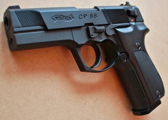 Umarex Walther CP88 CO2 Pellet Gun Review — Replica Airguns Blog