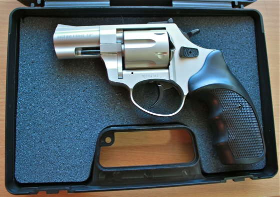 Zoraki R1 (2 5) Blank Revolver Arrives! — Replica Airguns