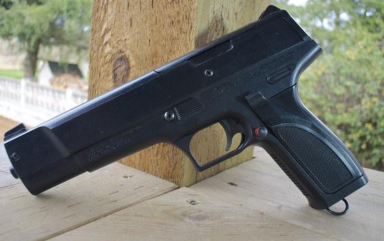 daisy power line 2003 blowback pellet pistol table top review rh replicaairguns com Daisy Powerline 201 Daisy Powerline Slingshot