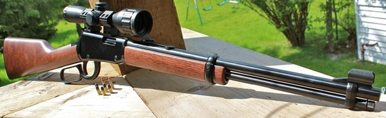 Henry Lever Action Rimfire  22 Caliber Rifle Overview