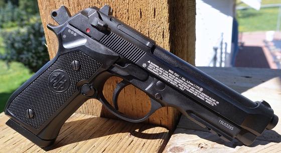 Umarex Beretta Mod  92 A1 CO2 Blowback 4 5mm BB Pistol Field