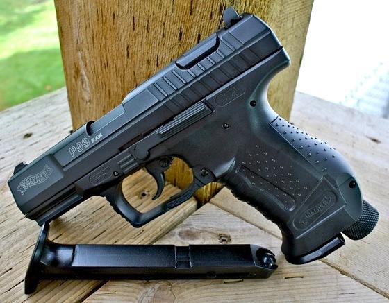 RAP4 RAM Walther P99  43 Caliber Blowback Paintball Pistol