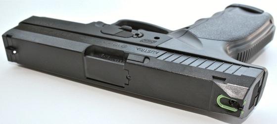 ASG Steyr M9-A1 Non-Blowback BB Pistol Review — Replica