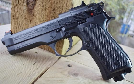 daisy powerline model 617x beretta 92 co2 pellet bb pistol table rh replicaairguns com Daisy Powerline 880 Exploded-View Daisy Powerline 880 Repair Manual