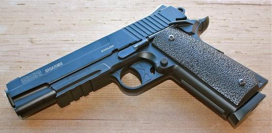 cybergun sig sauer gsr sigarms all metal co2 bb gun review replica