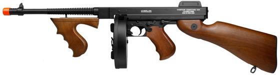 King Arms Thompson 1928 Ultra Grade AEG Airsoft Tommy Gun