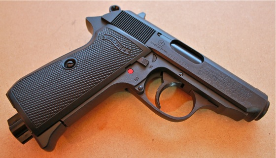Umarex Walther PPK/S Blowback CO2 BB Pistol Review — Replica