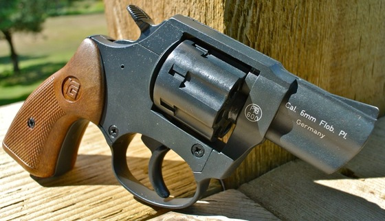 ROHM Le Petit RG-56 and Little Joe 6mm - 22 Caliber Blank