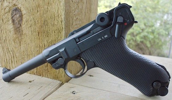 how to fix german makarov pistol hammer