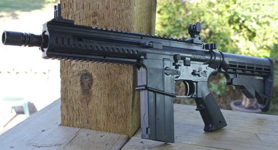 Umarex Steel Force CO2 Blowback BB Rifle Full Review — Replica