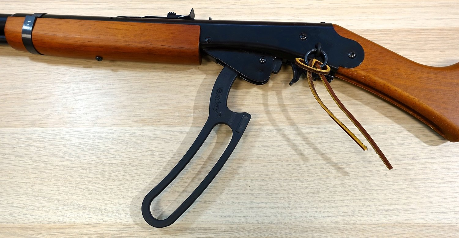 Daisy Red Ryder Field Test Shooting Review Replica Airguns Blog
