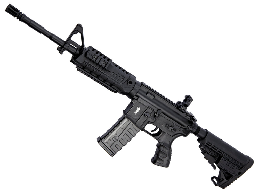 ASG CAA M4 Sportline AEG Airsoft Left Side.jpg