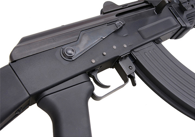 G&G RK Beta AEG AK Airsoft Rifle Left Receiver.jpg