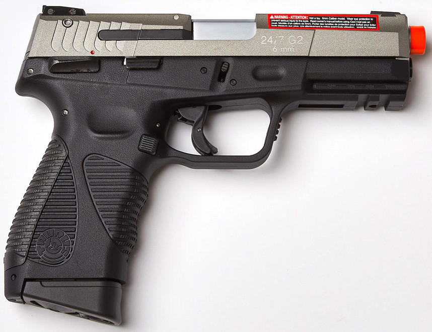 Cybergun Taurus PT24:7 G2 Silver Right Side.jpg