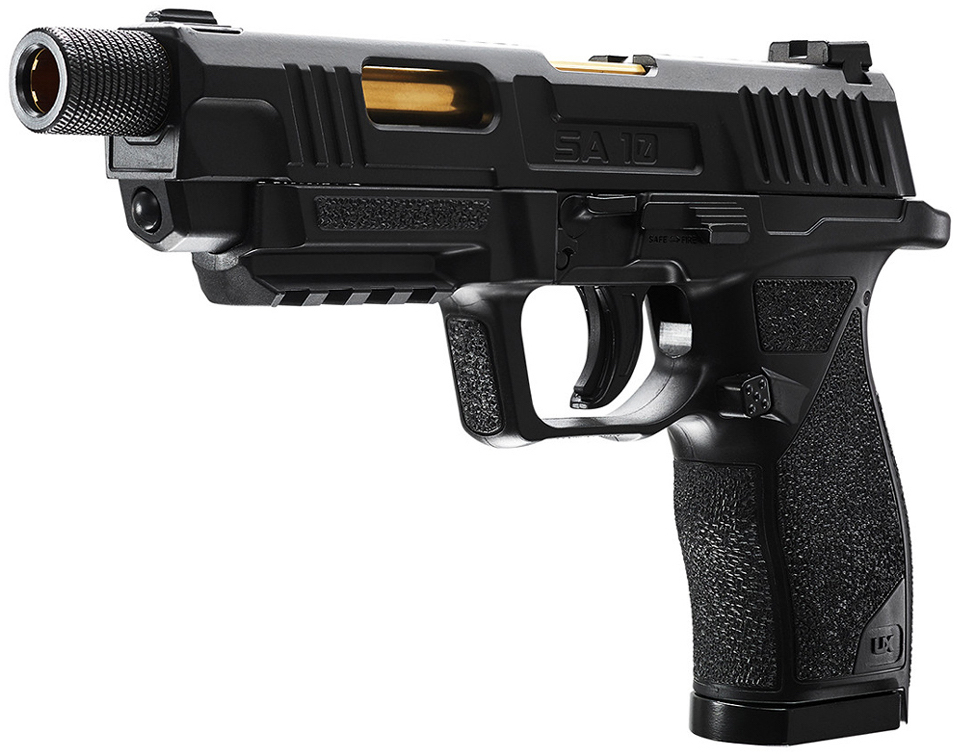 Umarex SA10 Blowback Pellet BB Pistol Left Side Angle.jpg
