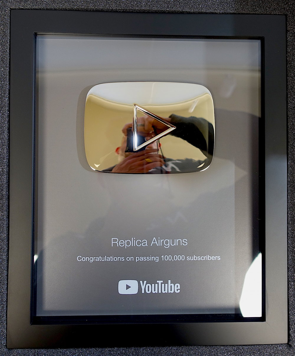 YouTube 100000 Subscriber Award.JPG