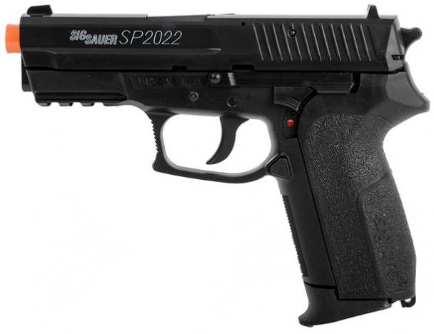 Cybergun Sig Sauer SP2022 Airsoft Left Side.jpg