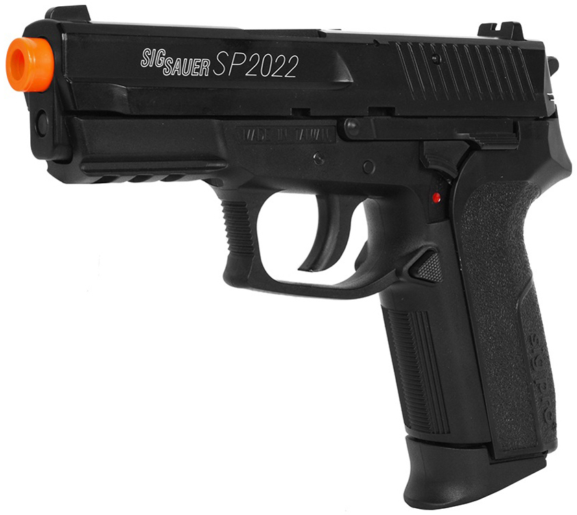 Sig Sauer SP2022 Sportline Airsoft Left Side Angle.jpg