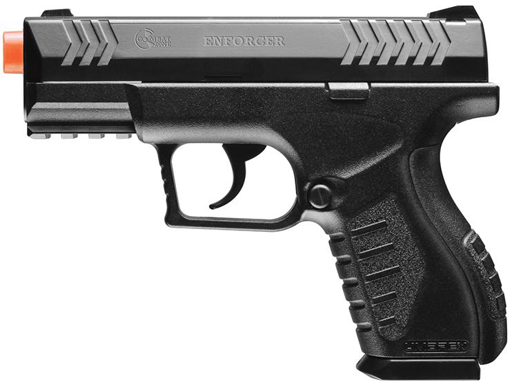 Umarex Enforcer CO2 Airsoft Pistol Left Side.jpg