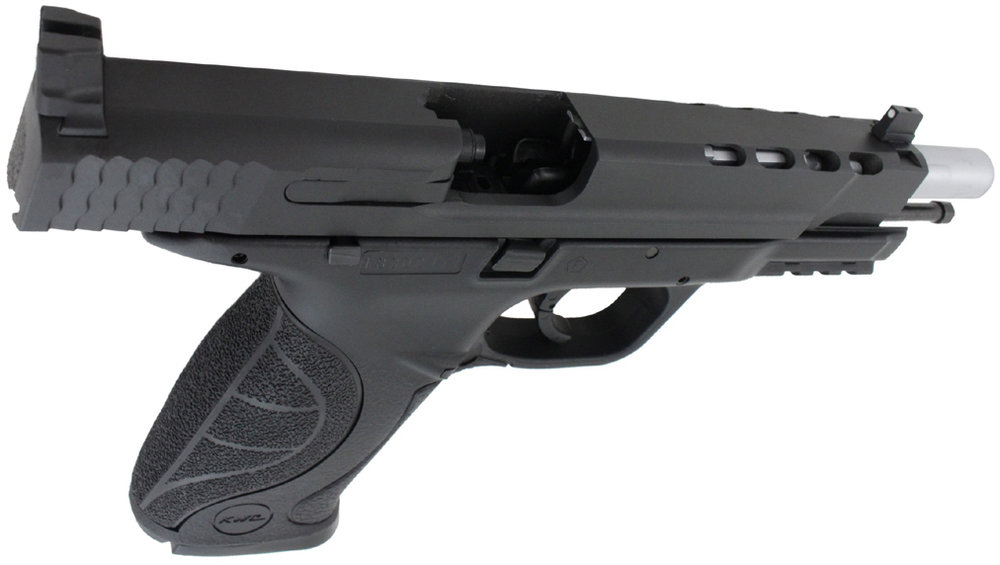 KWC M&P 40 Extended Barrel Right Side Top Open.jpg