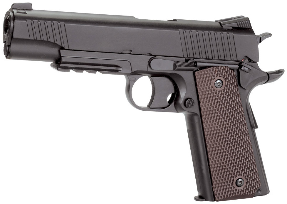 KWC CQBP M45 A1 CO2 NBB Airsoft Pistol Right Side.jpg