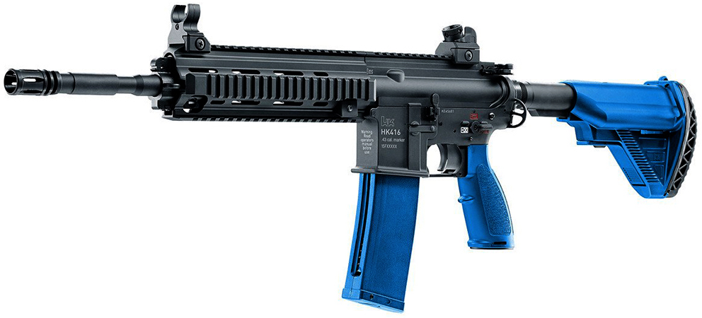 Umarex T4E HK 416 .43 CO2 Paintball Rifle Left Side.jpg