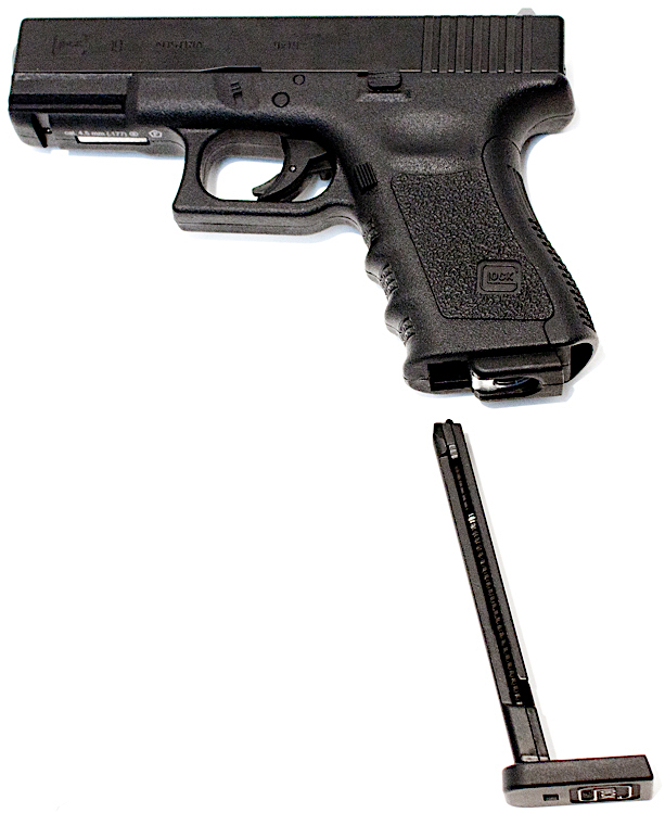 Umarex Glock 19 CO2 BB Pistol Magazine Out.jpg