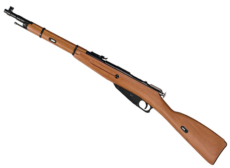 Gletcher M1944 Mosin Nagant Left Side Angle.jpg