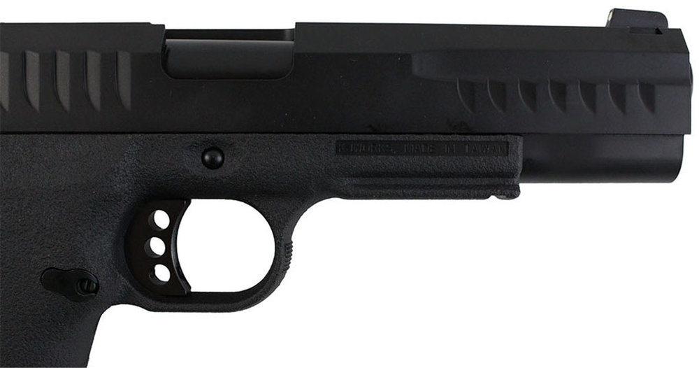 KJWorks KP-08 CO2 Airsoft Pistol Rigth Side Barrel.jpg