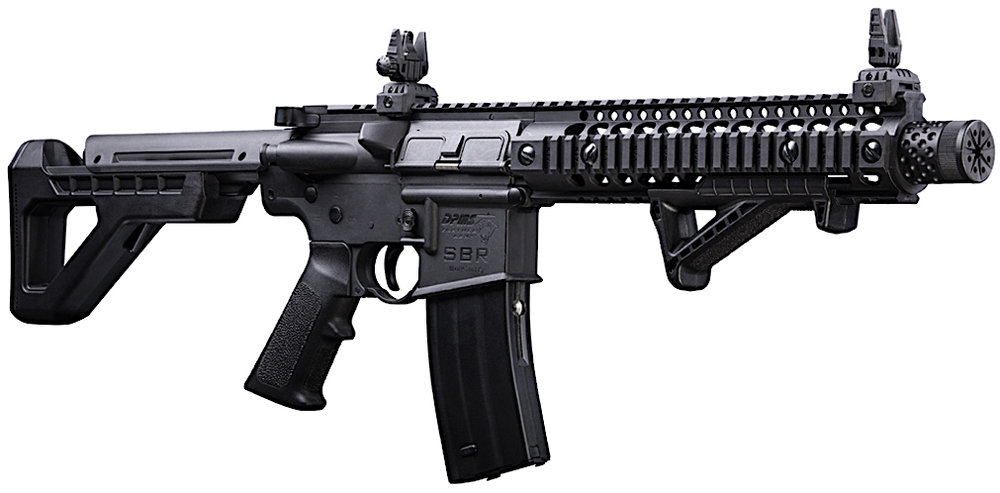 Crosman DPMS SBR Steel BB Rifle 2018.jpg