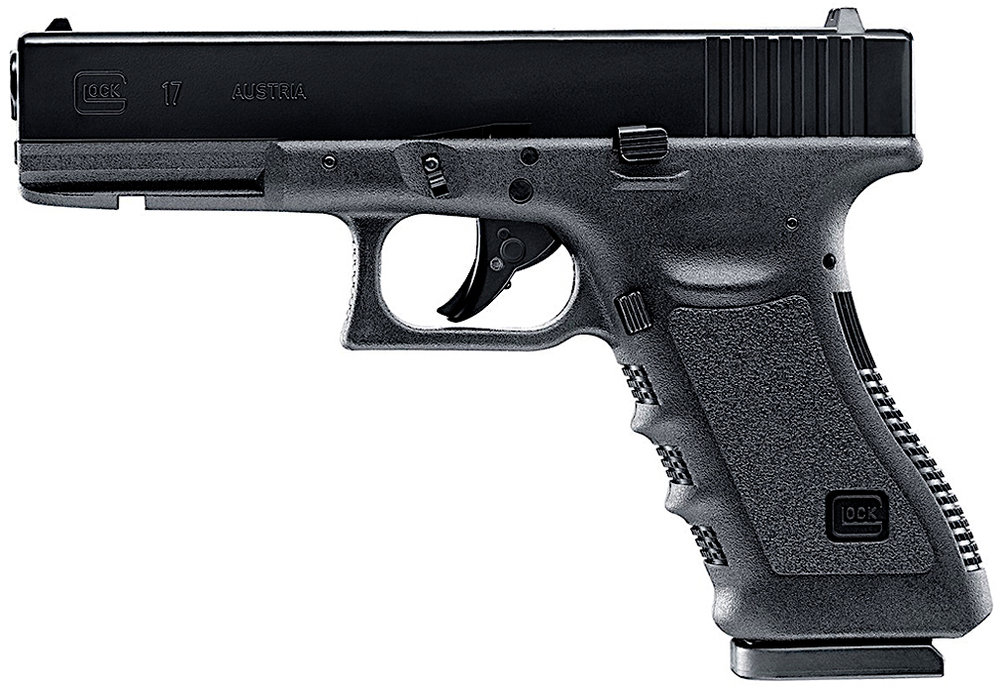 Umarex Glock 17 Gen 3 CO2 Blowback BB Pistol Left Side.jpg