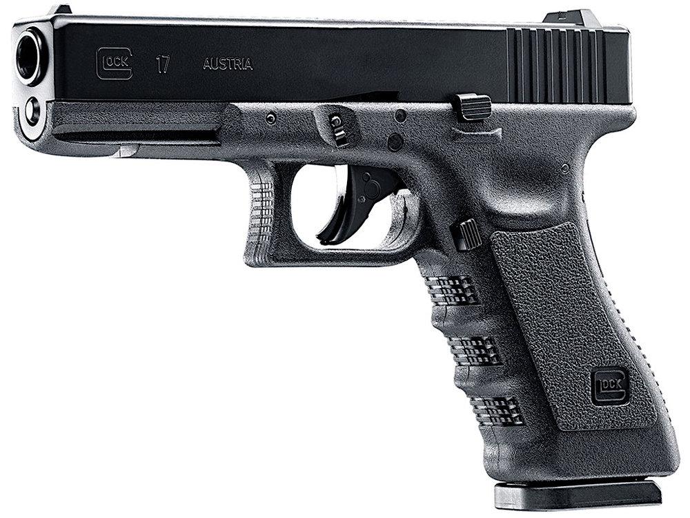 Umarex Glock 17 Gen 3 CO2 Blowback BB Pistol Left Side Front.jpg