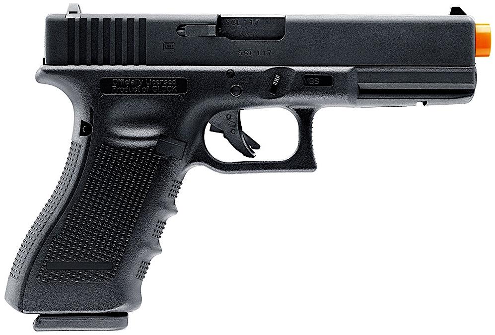 Umarex Glock 17 Gen 4 GBB Airsoft Pistol Right Side.jpg