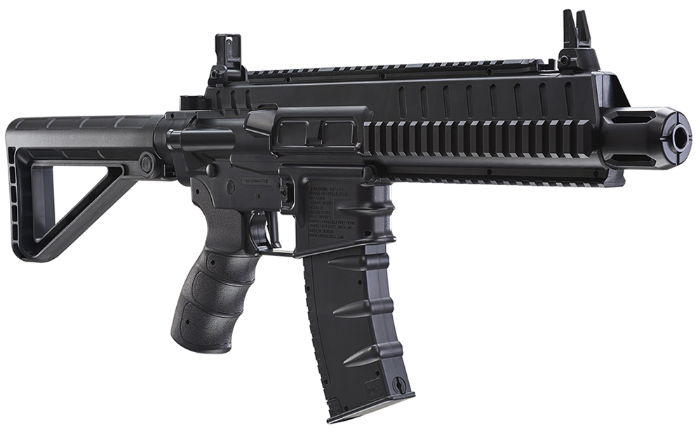 Umarex Steel Strike CO2 Blowback BB Rifle Right Side Front.png