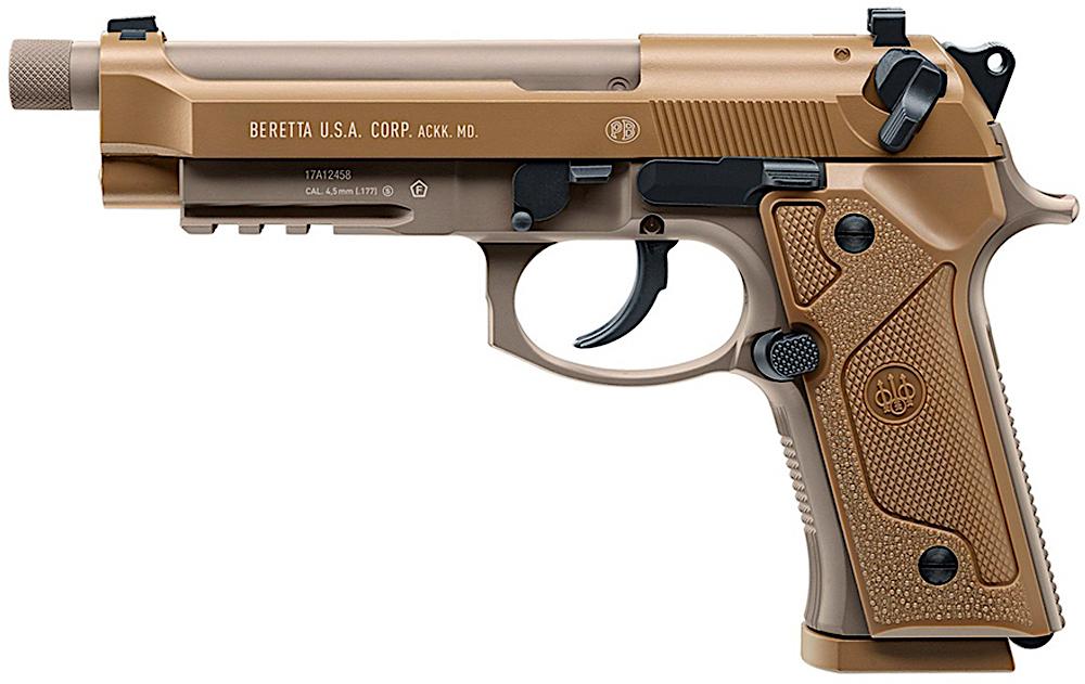 Umarex Beretta M9A3 Full Auto CO2 Blowback BB Pistol Table