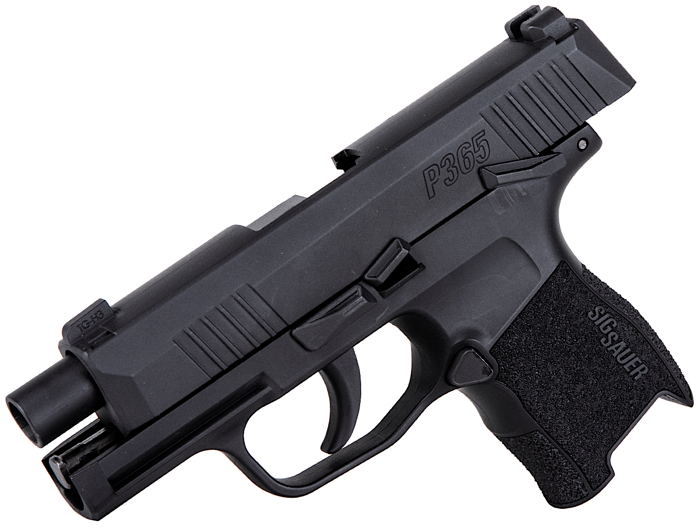 Sig Sauer P365 CO2 Blowback BB Pistol Table Top Review