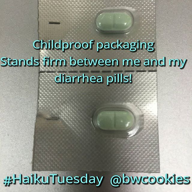Ew. #HaikuTuesday #haiku