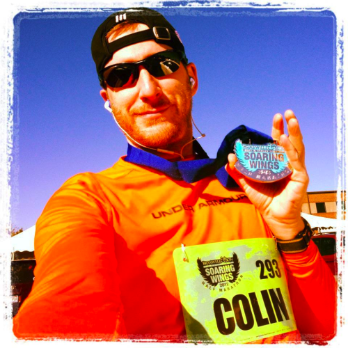 CFLR Beast Colin Hall is is putting together a race this coming fall. He needs all the support he can get from CFLR family. See info on the cork board.