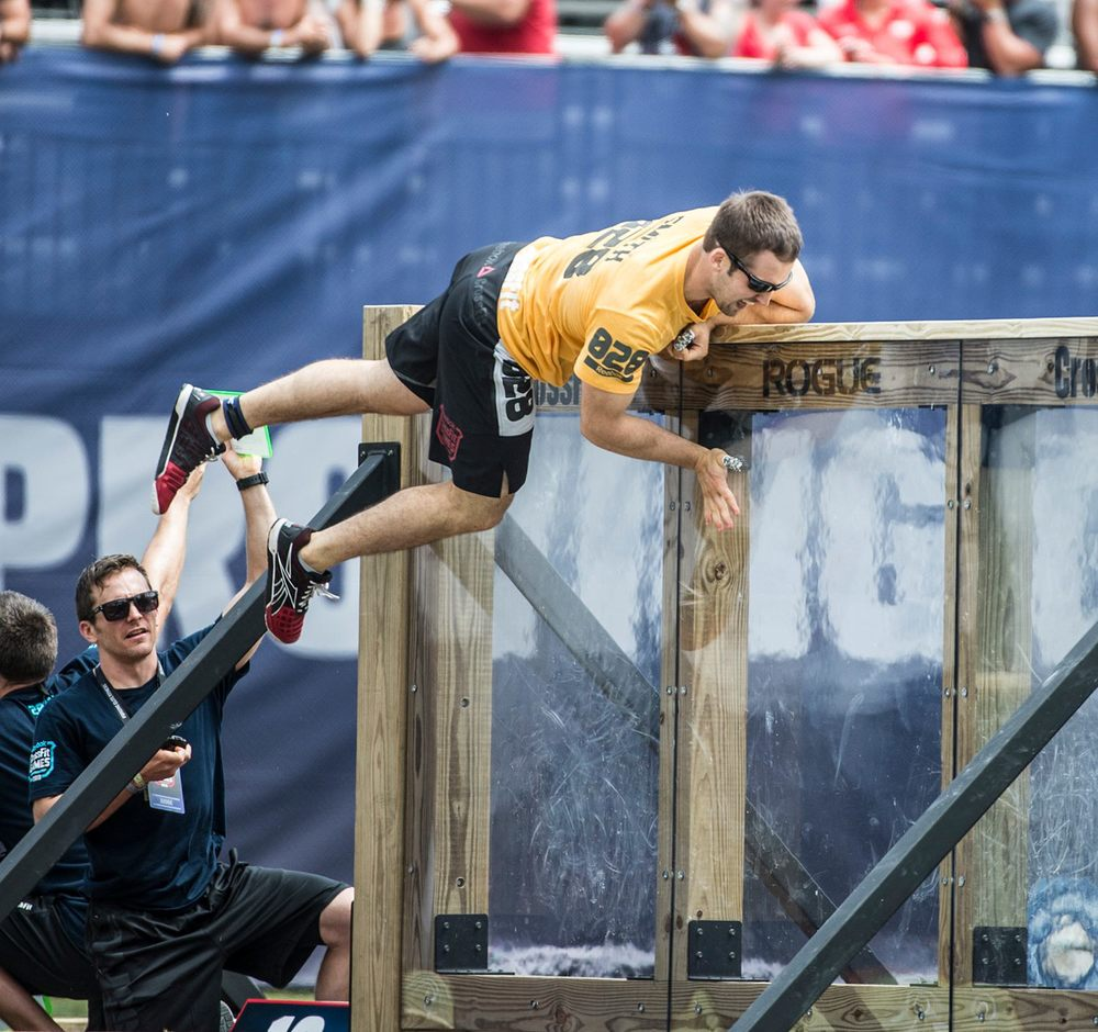 Ben Smith 3rd Place 2011 & 2013 CrossFit Games