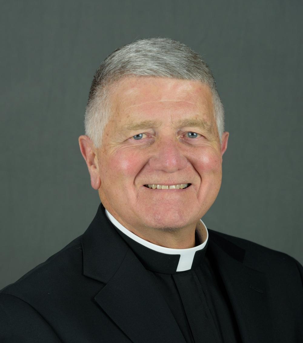 Fr. Edward Meeks   Pastor