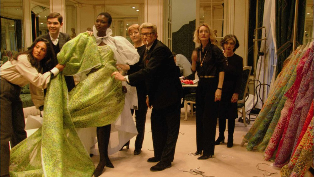 Yves Saint Laurent: His Life & Times (2002)