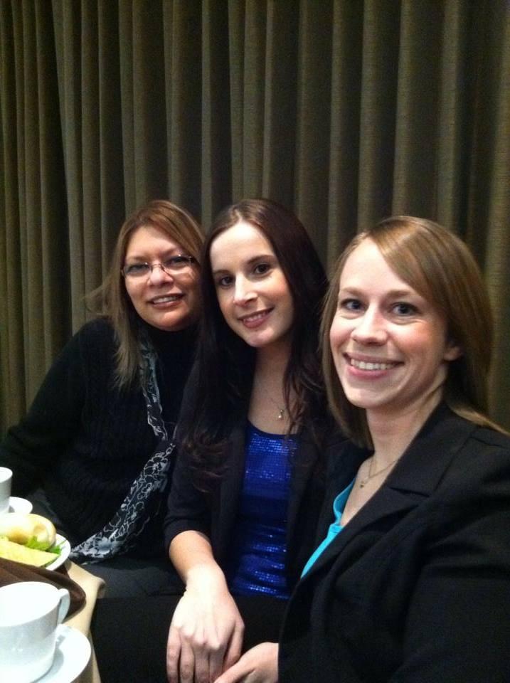 Natalia, Jennifer & Morganne