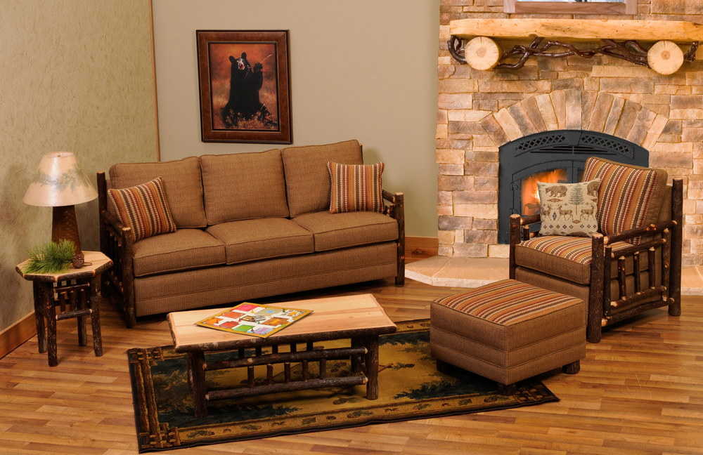 Hickory Upholstery Collection