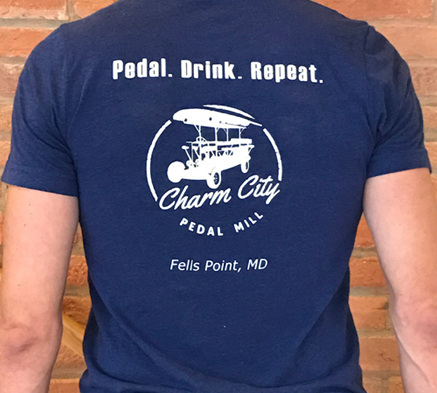 (T-Shirt Back)