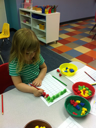 Fireflies (3 - 4 Yrs Old) Just the right mix of learning and fun!