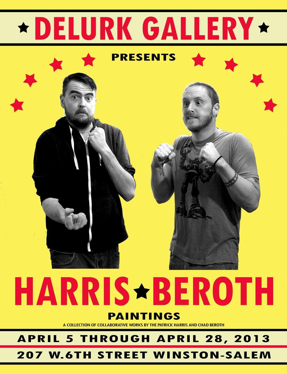 Harris vs. Beroth