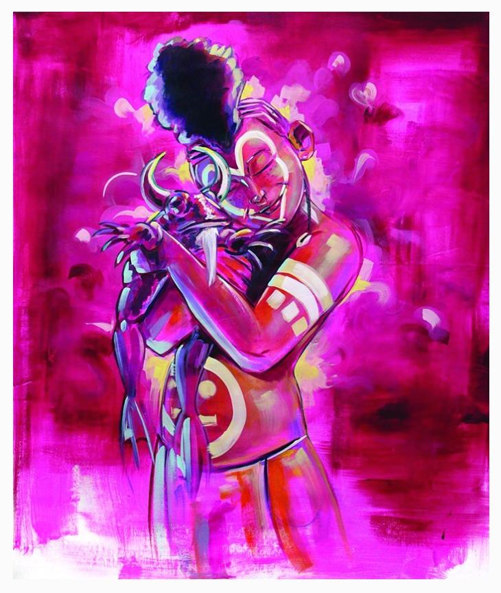 John Hairston - Paintings