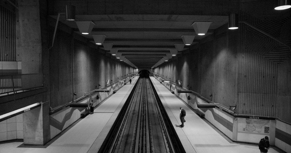 Metro by Nadine Gomez 17 min, Quebec, Canada,2015