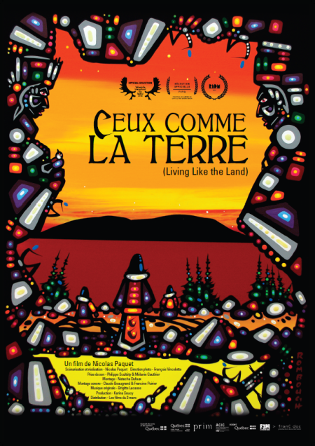 Production - Québec, Canada   2014                                              73 minutes